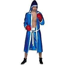 Disfraz boxeador adulto. Talla 50/52.