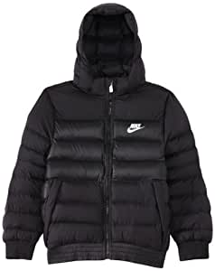 Nike Boy's Regular Stadium Jacket - Black/Black/Black