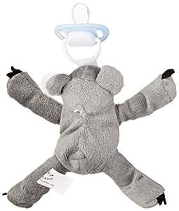 uggogg inny stofftier koala schnullerhalter robuste halterung f r schnuller s leicht und. Black Bedroom Furniture Sets. Home Design Ideas