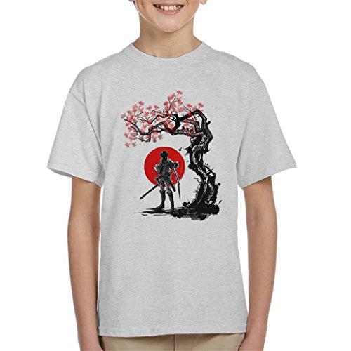 Attack On Titan Titan Shifter Under The Sun Kid's T-Shirt -