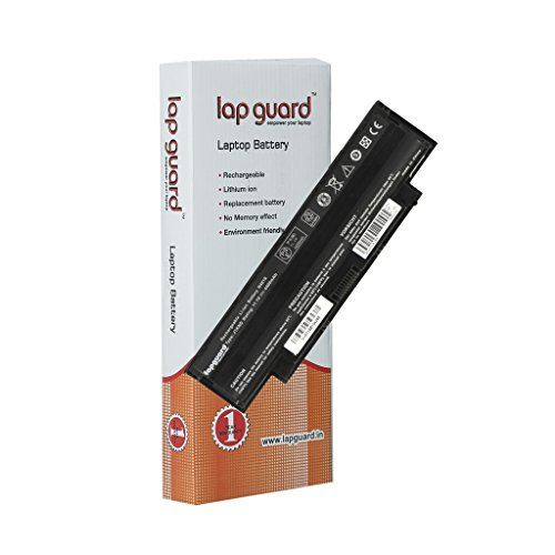 Lapguard 6 cell Replacement Laptop Battery For Dell Vostro 1540 Black  available at amazon for Rs.1699