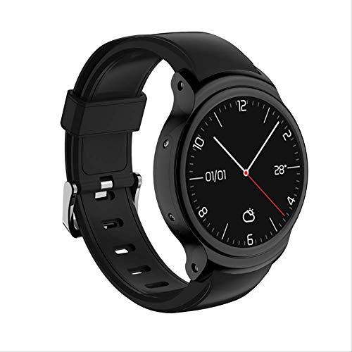 NBPM Android 5.1 Smart Watch GPS 1 Gb + 16 Gb WiFi 3G Bluetooth 4.0 Smartwatch-Unterstützung Google Voice GPS-Karten-Herzfrequenzmesser für Ios Mit Headset Schwarz Bluetooth Headset Voice-dial