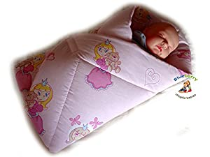 BlueberryShop PLAYMAT Swaddle Wrap, Blanket, duvet, Sleeping Bag for newborn baby shower GIFT PRESENT, 0-3m Cotton ( 0-3m ) ( 78 x 78 cm ) Cream Bear