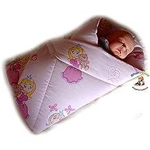 BlueberryShop Manta de Actividades Sábana Edredón Saco de Dormir Regalo Algodón 0-4m (0