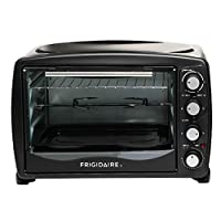 Frigidaire 40 Liter Electric Oven, Black - FD4000