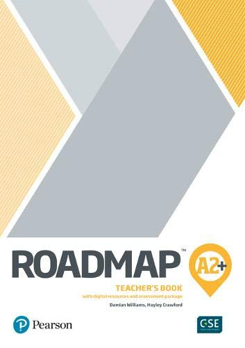 Roadmap A2+ Teachers Book with Digital Resources & Assessment Package