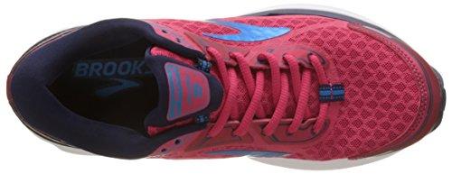 Brooks Damen Aduro 5 Laufschuhe Pink (Virtualpinkeveningbluehawaii 1b691)