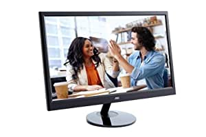 AOC 21.5 inch E2251FWU USB Powered LED Monitor