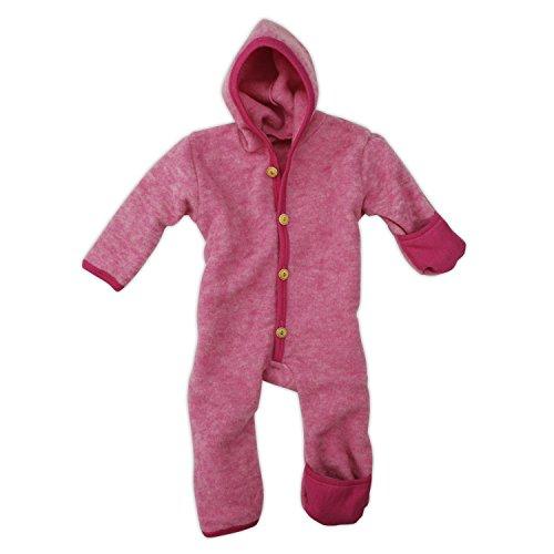 Cosilana Overall, Größe 86/92, Farbe Pep-Pink melange