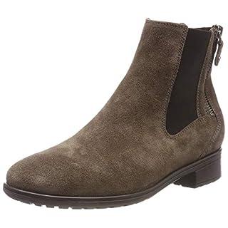 ara LIVERPOOL, Damen Chelsea Boots, Braun (Teak 75), 41 EU (7 UK)