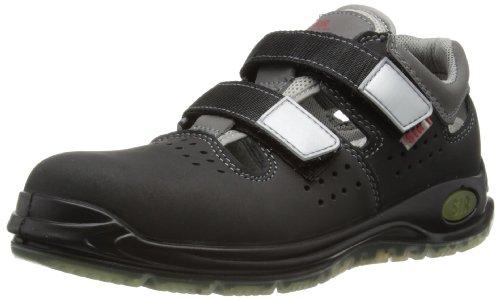 SIR Safety - Scarpe Camaro Black Sandal, Unisex adulto, Grigio (gris), 41.5