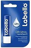 Labello Lippenpflege Basispflege Original, 3er Pack (3 Stück)