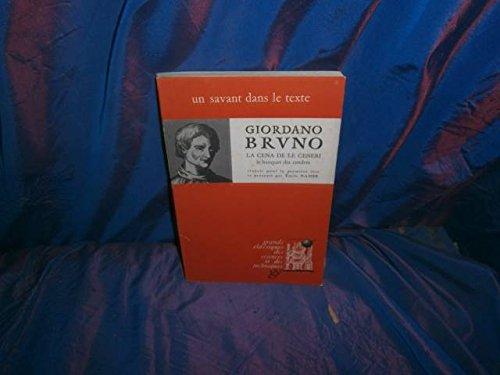 Giordano Bruno, le voyant de Venise (Les Matres du secret)