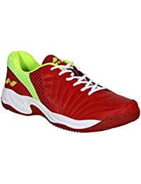 Nivia Rapid Tennis Shoes Red