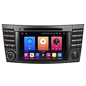 black IAUCH Car Stereo GPS Navigation System In-dash Video Support Bluetooth RDS Radio Mirror Link Steering Wheel Control 3G DAB Sat Nav for Chrysler 300c Jeep Dodge