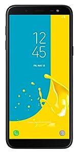 Samsung SM-J600FZKNBTU Galaxy J6 SIM-Free Smartphone - Black