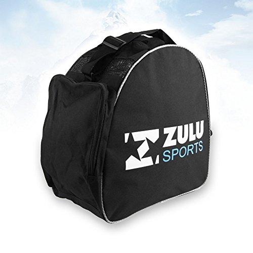 Zulu, borsa sportiva porta scarponi da sci/snowboard standard