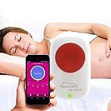 domotify tasto SOS–Pulsante intelligente SOS di allarme, accessorio di controllabile wireless, colore: bianco