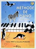 METHODE DE PIANO DEBUTANTS