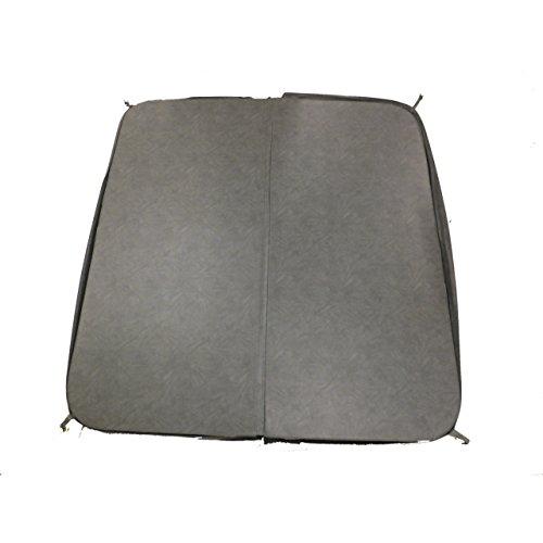 Whirlpoolabdeckung D1 Cover 213 x 213 cm Wayfarer Dream Sojourn Breeze gray