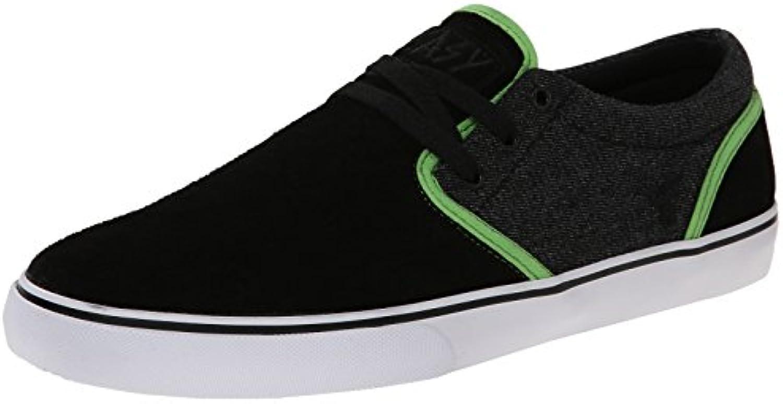 Fallen Schuhe The Easy black/psych green US 10 5/ EU 44