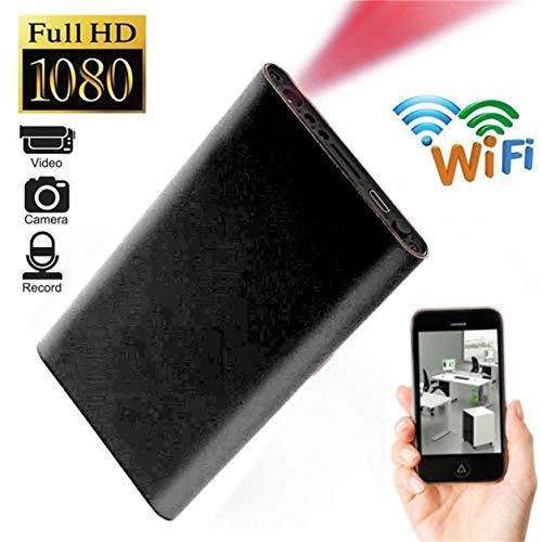689cdfc052 H8 Mobile Power Bank Caméra Durable HD 1080P Caméscope WiFi Chargeur de  Batterie Camera Portable Wireless