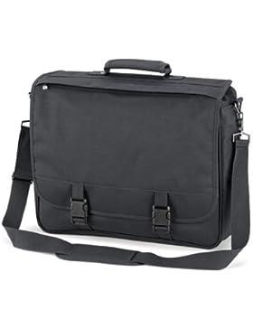 Shirtstown Portfolio Briefcase, Schultertasche, Umhängetasche