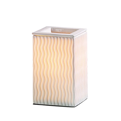 PAJOMA 80244 Duftlampe Aphrodite, Keramik, Elektrische Betrieb, Höhe 15 cm