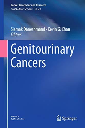 Genitourinary Cancers (cancer Treatment And Research Book 175) por Siamak Daneshmand epub
