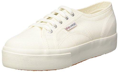 Superga 2730-Cotu, Sneaker Donna Bianco