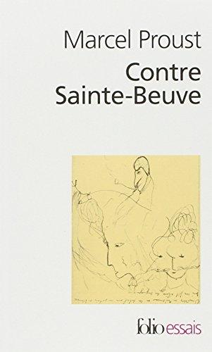 Contre Sainte-Beuve par Marcel Proust