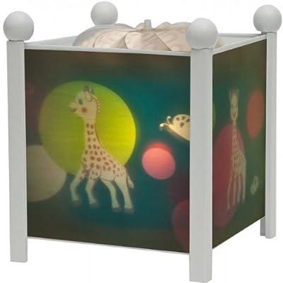Magische Laterne Sophie the giraffe - W von Trousselier S.A.** auf Lampenhans.de