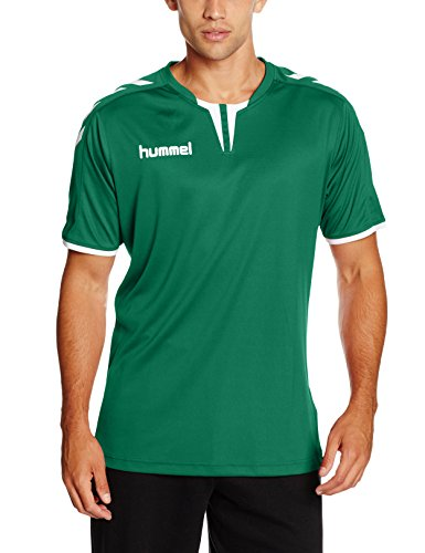 Hummel Herren Trikot Core Short Sleeve Poly Jersey, Evergreen, XL, 03-636-6140