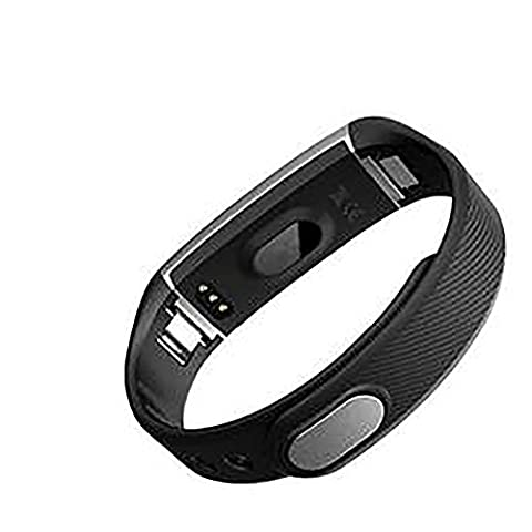 ZUIZU Smart Watch IP67 Waterproof Smart Bracelet 4.0 Alarm, Auto Date, Chronograph, Complete Calendar, Diver, Heart Rate Monitor, Moon Phase, Multiple Time Zone, Perpetual Calendar, Power Reserve, Rattrapan , A