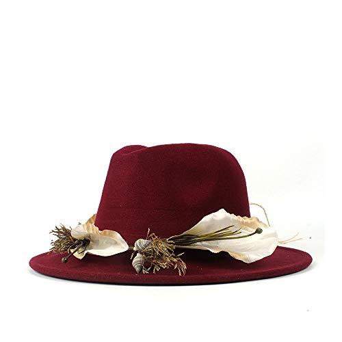 Peng sounded Fedora-Hut für Elegante Dame Girl