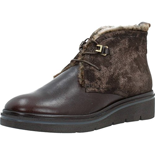 Hispanitas Bottines - Boots, Couleur Marron, Marque, Modã¨Le Bottines - Boots HI76083 Marron