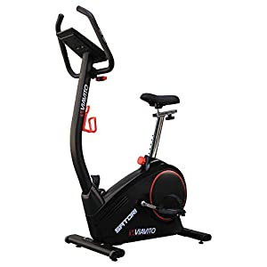 Viavito Unisex's Satori Exercise Bike, Black, One size from Viavito