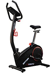 Viavito Unisex's Satori Exercise Bike, Black, One size