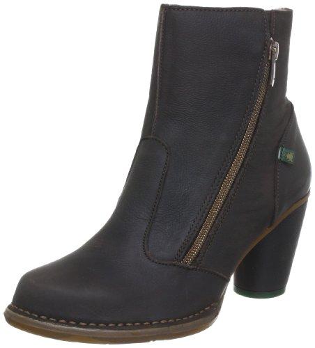 El NaturalistaN473 COLIBRI - Stivali classici imbottiti a mezza gamba Donna , marrone (marrone), 39 EU