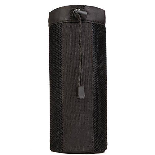 Wasser Flasche Tasche Tactical Wasser Flasche Tasche MOLLE Wasser Flasche Halter Befestigung 800ml Wasser Flaschenträger für Rucksack Taille Tasche Gürtel - Taille Befestigung