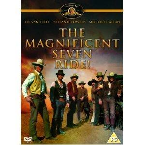 Magnificent Seven Ride Again [DVD]