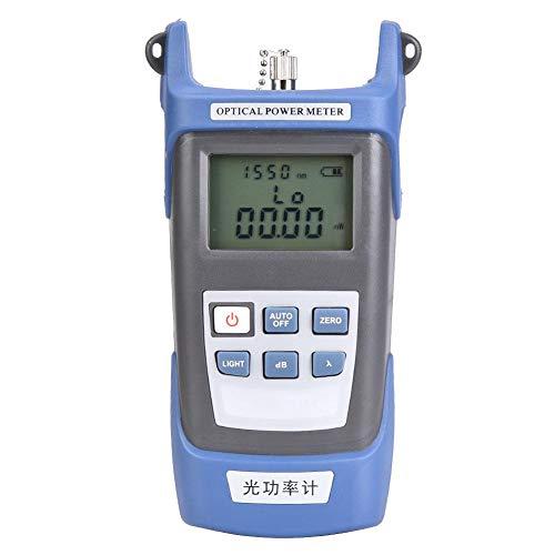 Medidor potencia, 800-1700nm -70 ~ + 10db Medidor