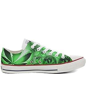 Converse All Star Customized - zapatos personalizados (Producto Artesano) Ganjafriend