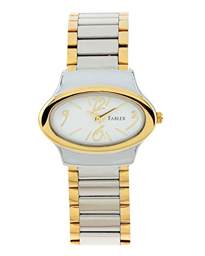 Fablex FBX12173GS  Analog Watch For Girls