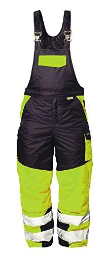 Elysee Warnschutz Latzhose CHRISTIAN, Wind-& Wasserdicht, marine/gelb, Größe: XL