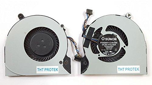 Nicht Zutreffend Lüfter Kühler Fan Cooler kompatibel für HP EliteBook Folio 9470m Ultrabook