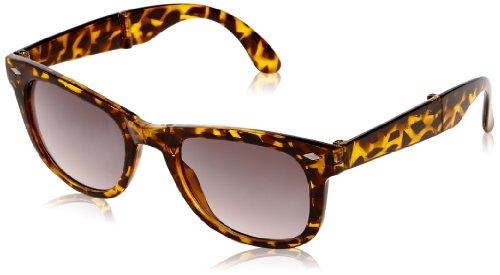 Icon Eyewear - Occhiali da sole, Donna, marrone (Brown (Demi)), Taglia unica