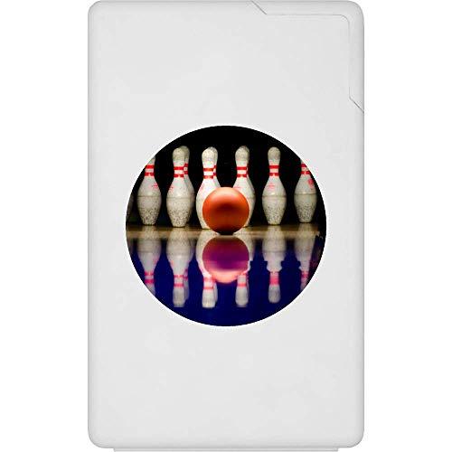 'Bowlingkugel und Stifte' Packung Pfefferminzbonbons (MI00000410)