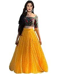 Clothing, Shoes, Accessories 2019 Fashion Designer Lehenga Choli Indian Ethnic Wedding Wear Lengha Chunri Lahanga Sari Without Return