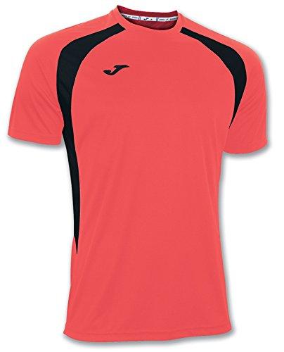 joma-champion-iii-maglia-allenamento-uomo-multicolore-coral-fluor-nero-l